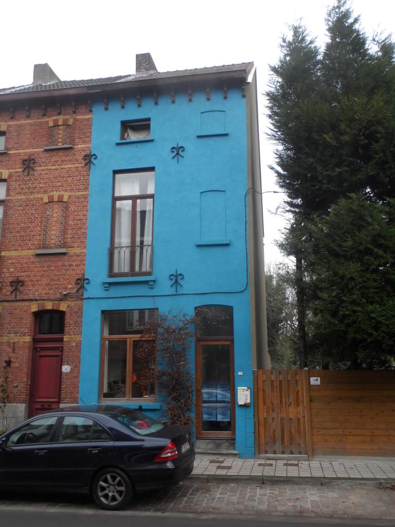 Heiveldstraat - Sint-Amandsberg