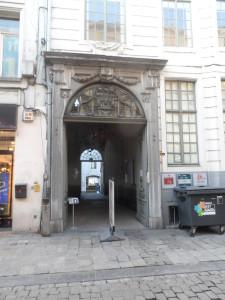 Veldstraat - Hotel Arnold Vander Haeghen