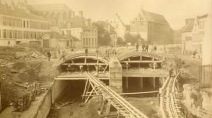 Dichtleggen Reep 1884