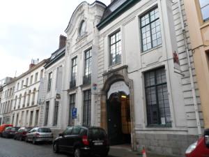 Ingelandgat - Hotel Van Goethem - Oostendse Compagnie