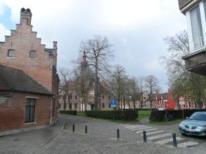 Begijnhofdries - Sint Elisabethpark