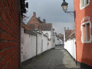 Oud Begijnhof - Proveniersterstraat