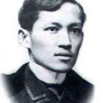 Jose Rizal - Ooit bewoner Henegouwenstraat