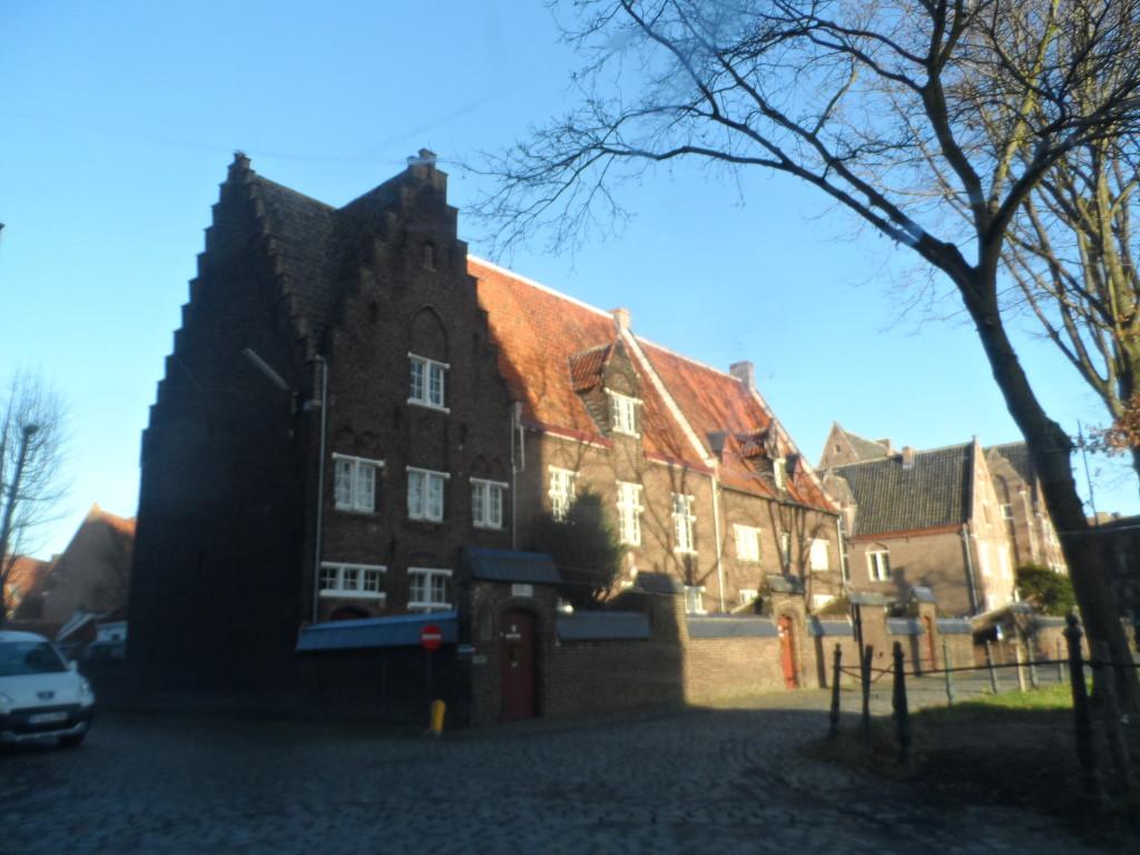 Groot Begijnhof - Sint-Amandsberg