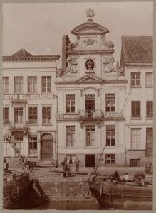 Maison De Landsheer - Korenlei, De Onvrije Schipper