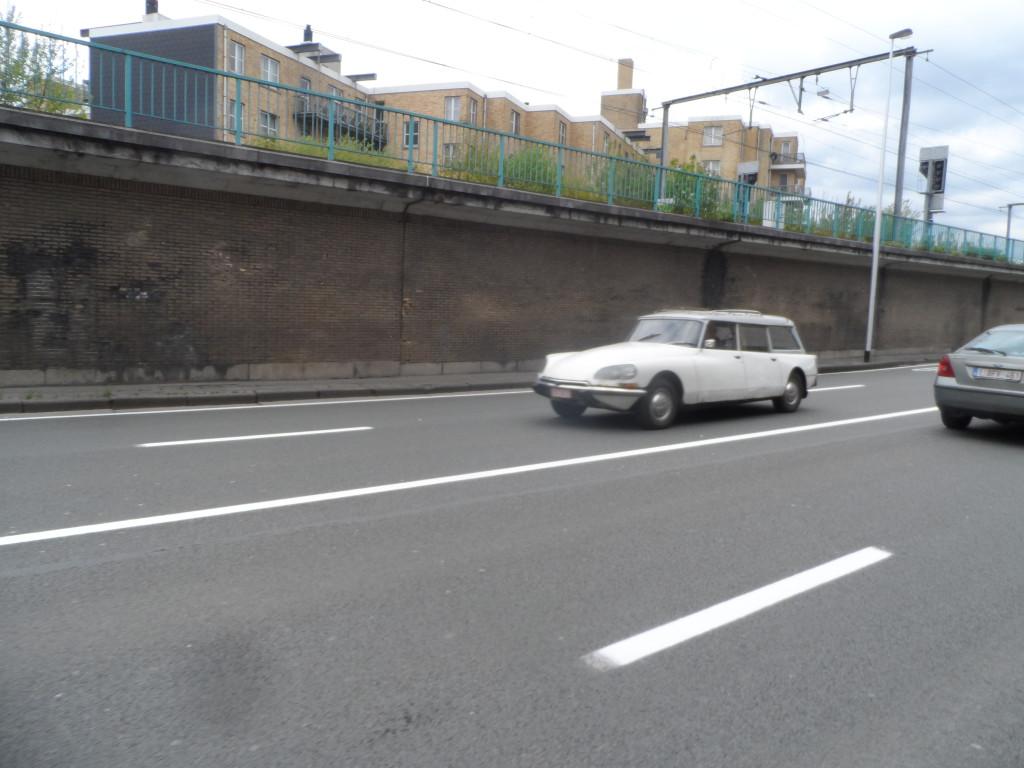 Heernislaan - Citroën DS Break