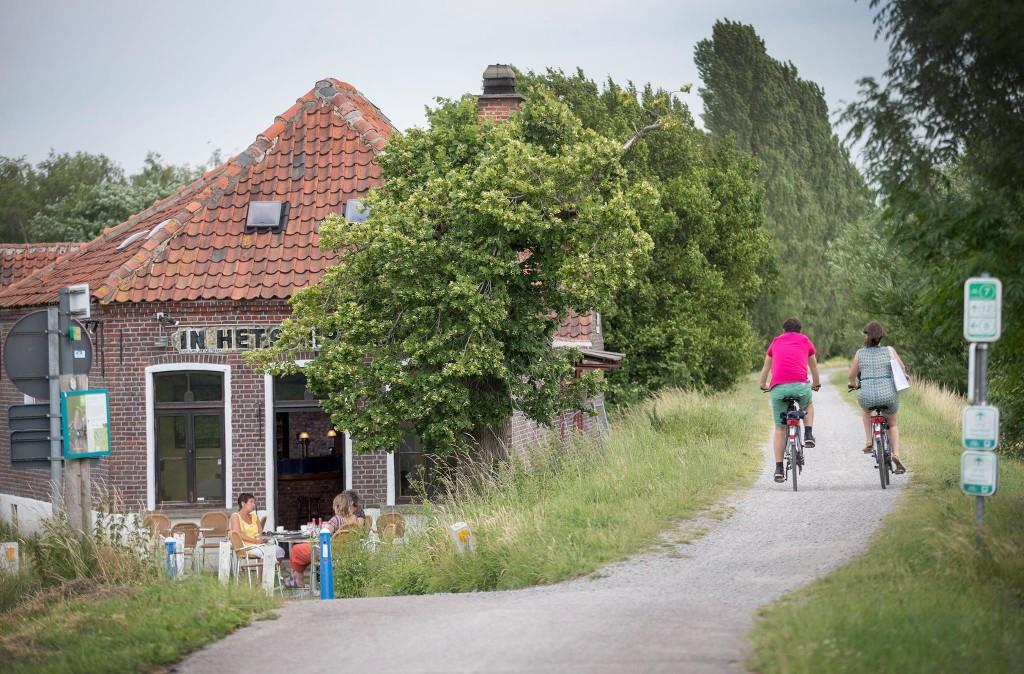 Scheldekant Destelbergen - pic Eric De Bruyne - facebookgroep 'da és mijn gent'
