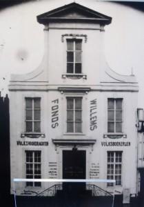 Lakenmetershuis - Willemsfonds