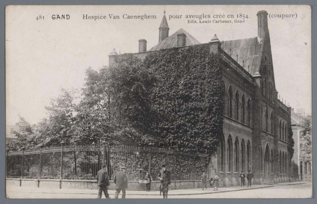 Hospice van Caeneghem pic beeldbank.stad.gent