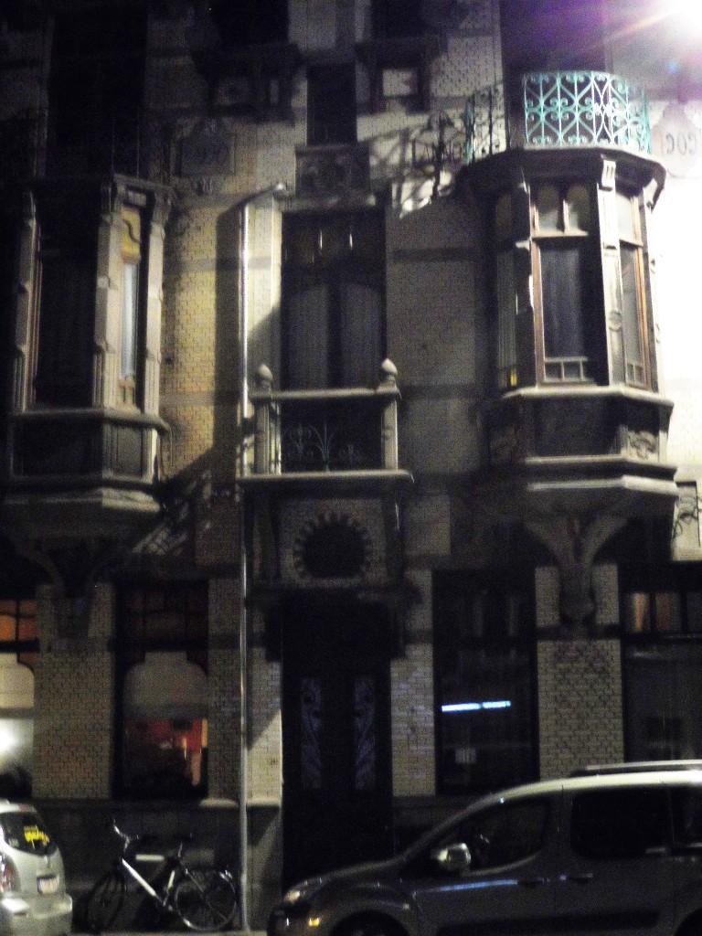 Antwerpsesteenweg - Sint-Amandsberg - belle epoque huizen