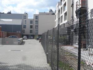 Jenny Tanghestraat - buurt E-3 plein Belle vue - Crommenlaan
