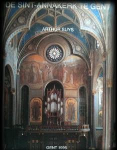 Arthur Suys' boek over de Sint-Annakerk