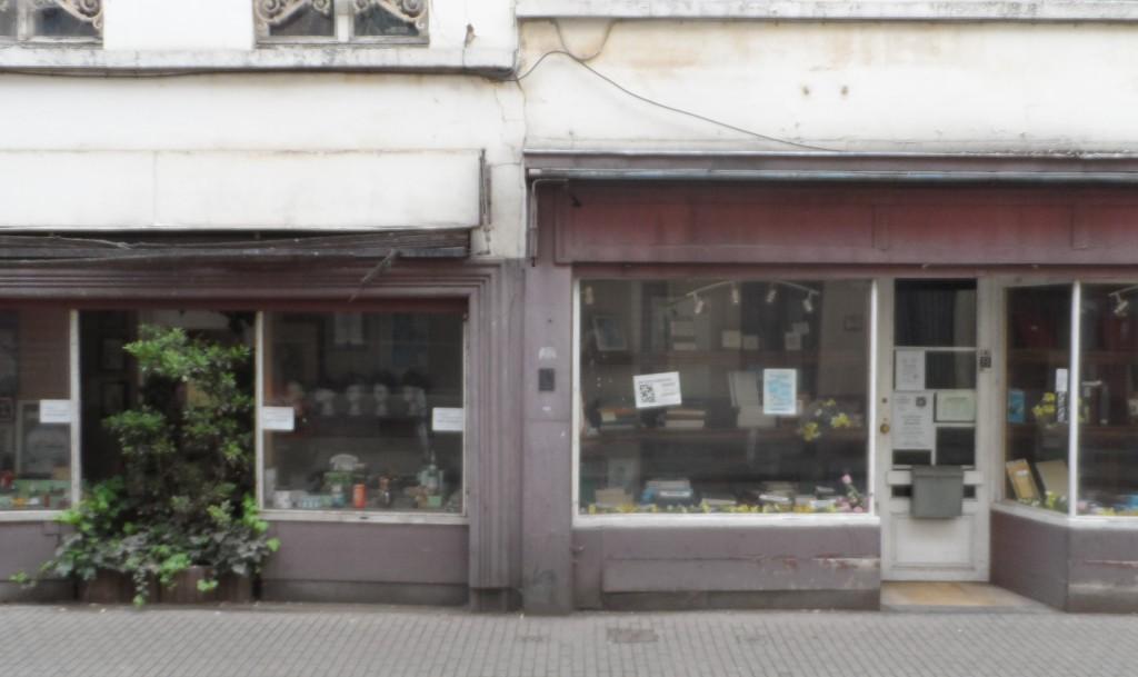 Begijnengracht - winkeltjes