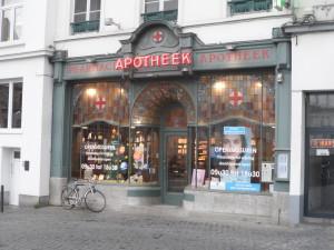 Sint-Pietersplein - apotheek