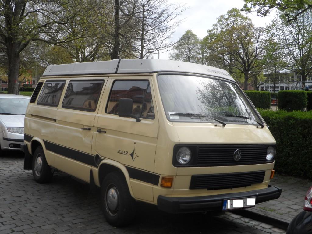 10 Baudelostraat - VW Camper Westfalia (1)