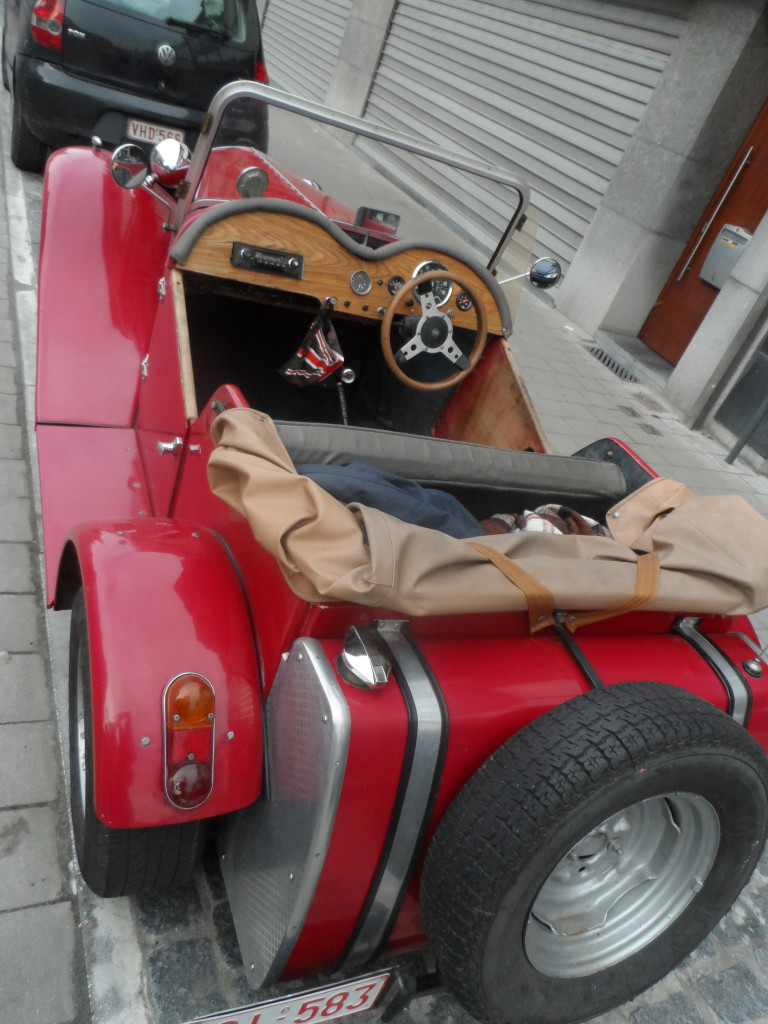 """kitcar"" roadster"