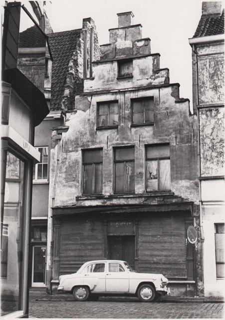 Oudburg, huisnummer 2 - jaren '70