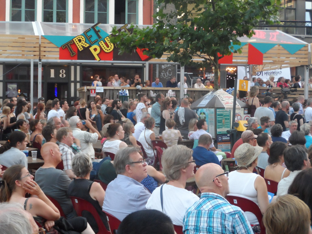 Vlasmarkt - Trefpunt Gentse Feesten 2016