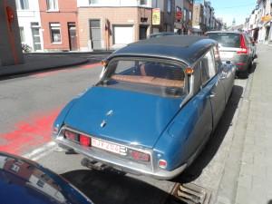 Citroën DS - jaren '70