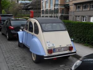Muinkkaai - Citroën 2CV6 Spécial