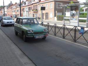 Galglaan - Citroën Ami 8