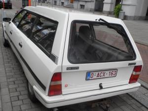 Graaf van Vlaanderenplein - Citroën CX
