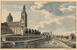Abdij - collectie Wynantz - 1820 - pic beeldbank.stad.gent