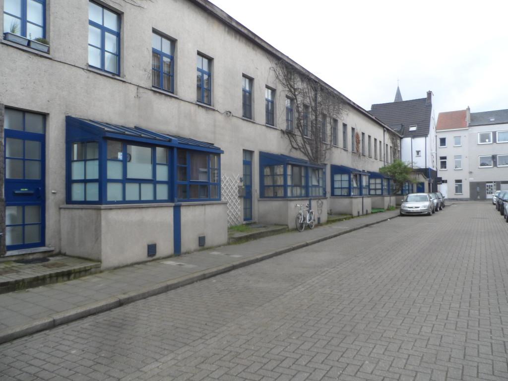 Stierstraat - zijstraat Kasteellaan