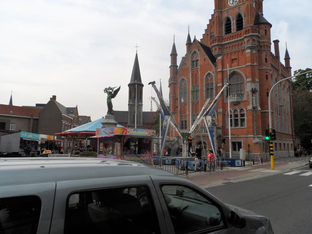 Antwerpsesteenweg - hoek Visitatiestraat