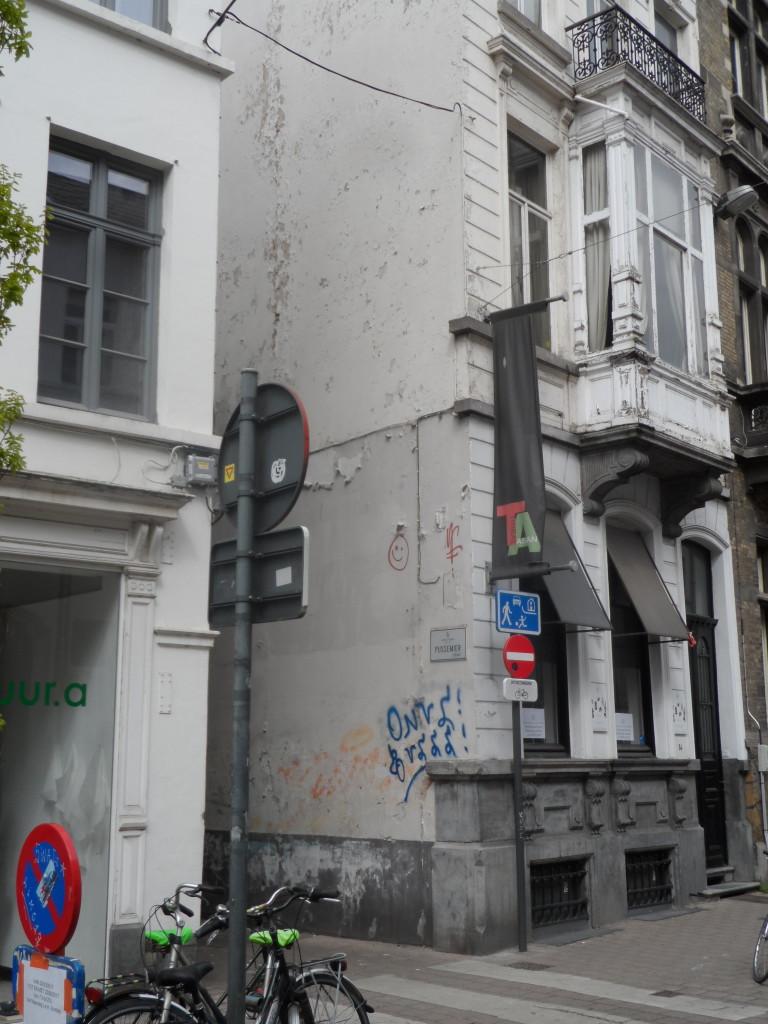 Onderbergen - hoek Pussemierstraat