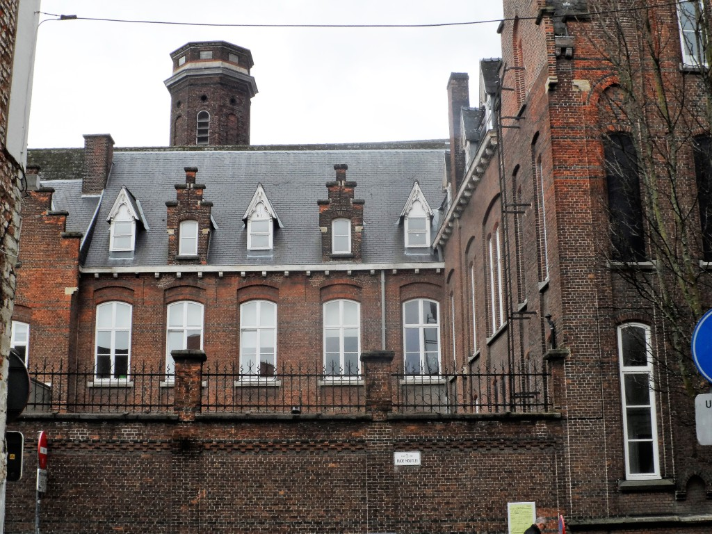 Oude Houtlei - Sint-Lucasinstituut