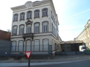 Rabotvins - voorheen Société Linière Gantoise