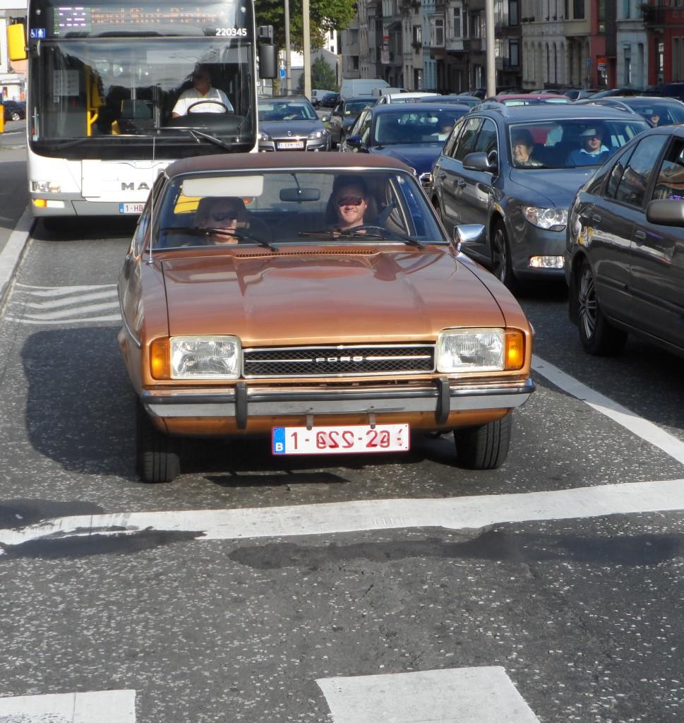 Ford Capri - Citadellaan