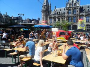Korenmarkt - Klein Turkije - Poeljemarkt - Barrio Cantina - Gent Smaakt (15)
