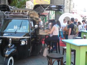 Korenmarkt - Klein Turkije - Poeljemarkt - Barrio Cantina - Gent Smaakt
