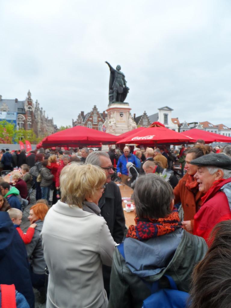 Vrijdagmarkt - 1 mei 2017- (2)