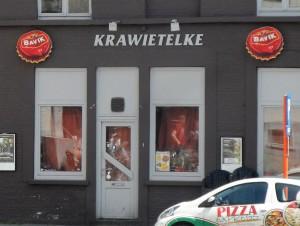 Blandijnberg - café Krawietelke