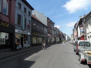 Overpoortstraat - uitgangsstraat bij uitstek