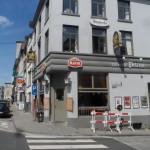 Sint-Amandstraat - hoek Abt Florbertusstraat - Taverne Petrus -voorheen De Hoed