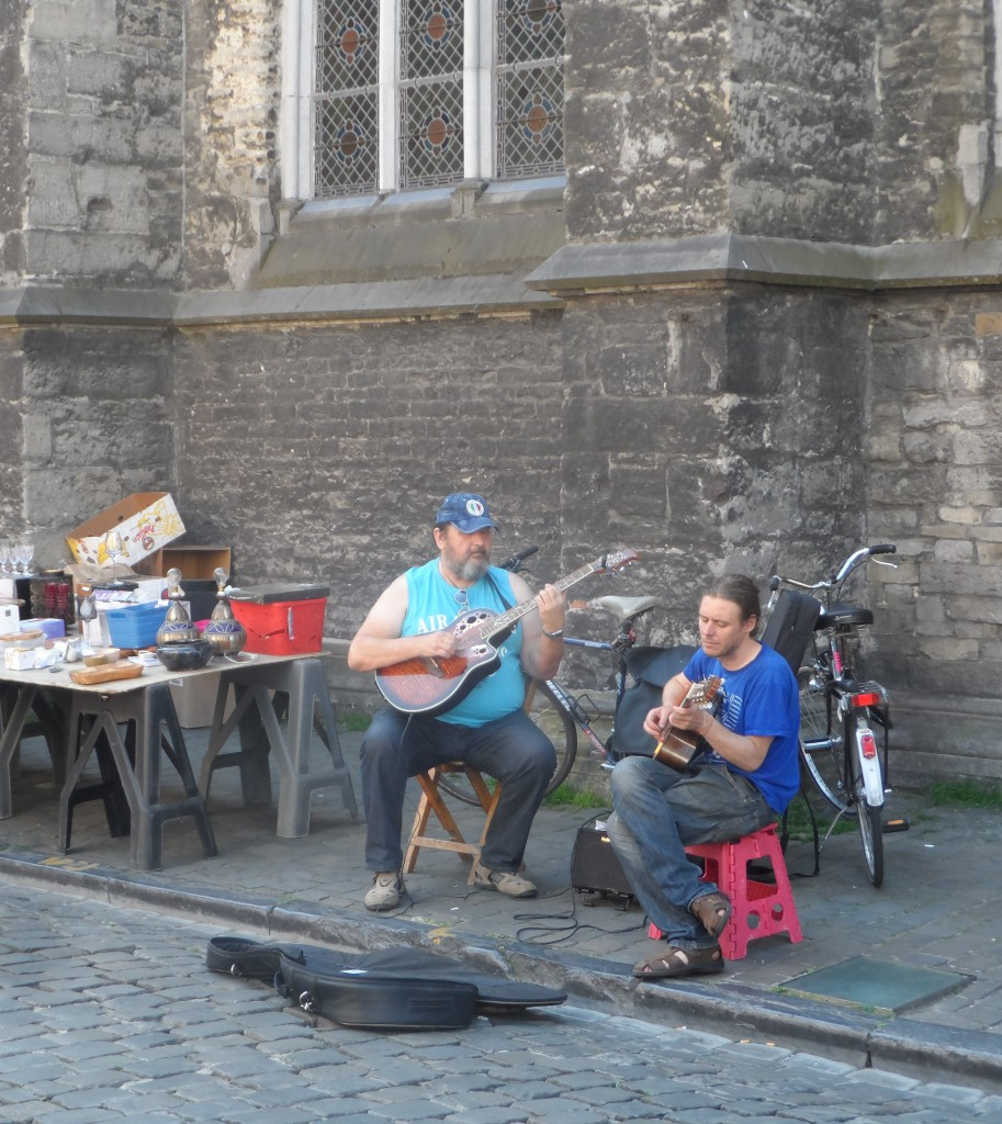 Bij Sint-Jacobs - Prondelmarkt - tokkelend...