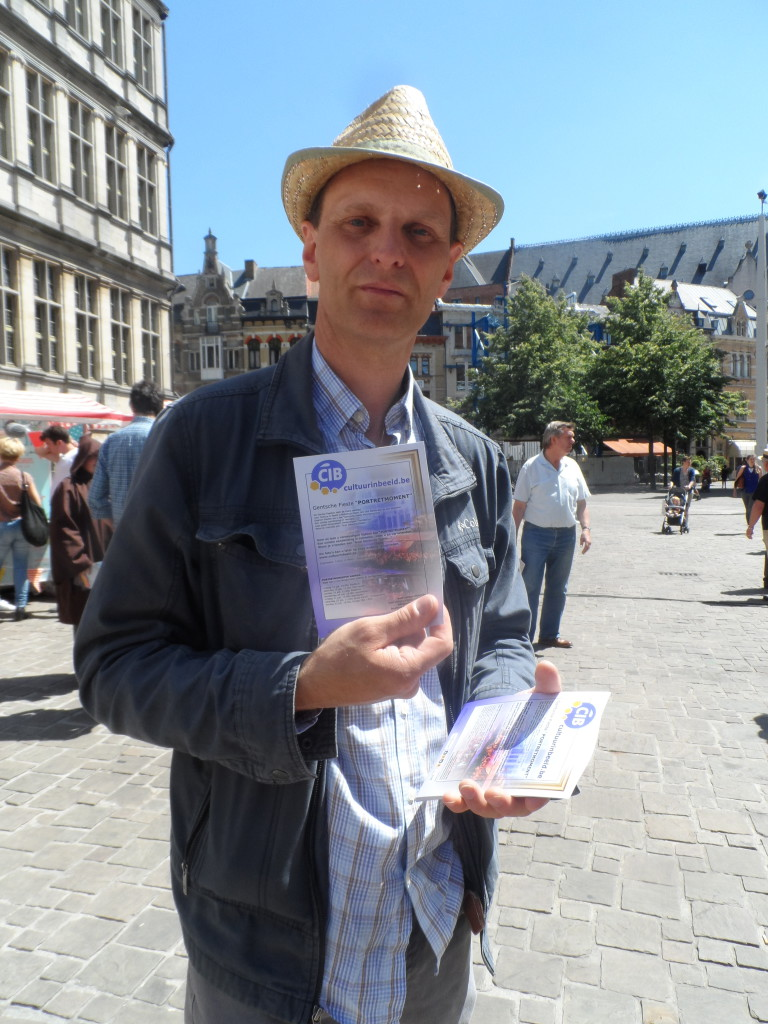 Alain van CIB: alle cultuur in Gent