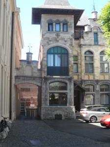 Jan Breydelstraat - Hotel Gravensteen