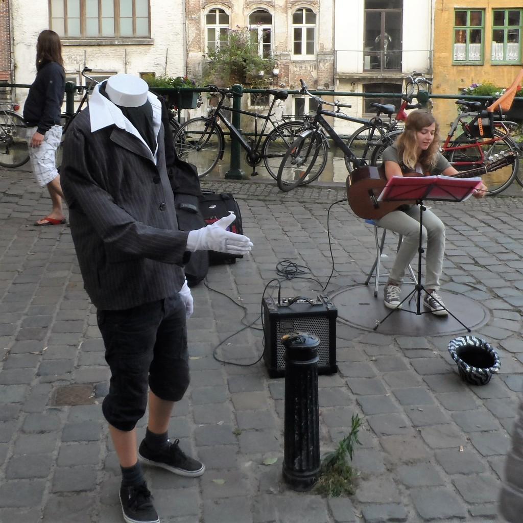 Kraanlei - De Gentse Feesten 2017 komen dichterbij (14 tem 23 juli). De gedachte alleen al brengt sommigen het hoofd op hol...