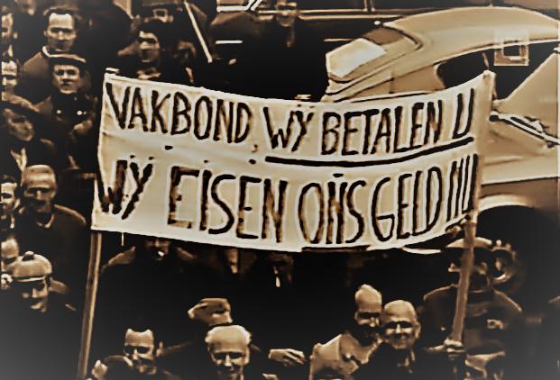 Havenstaking 1973 - ook conflict met top vakbond