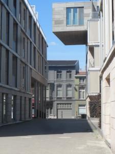 Peperstraat - nieuwbouw - voorheen CM en polykliniek