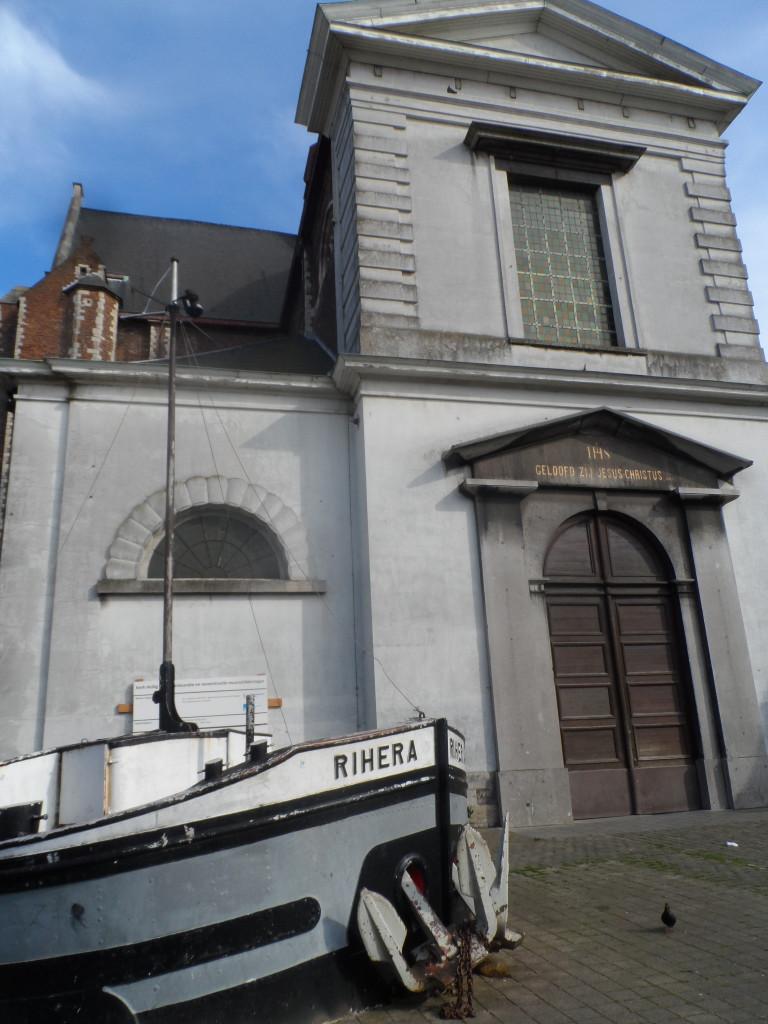 Heilig Kerst of Sint-Salvatorkerk