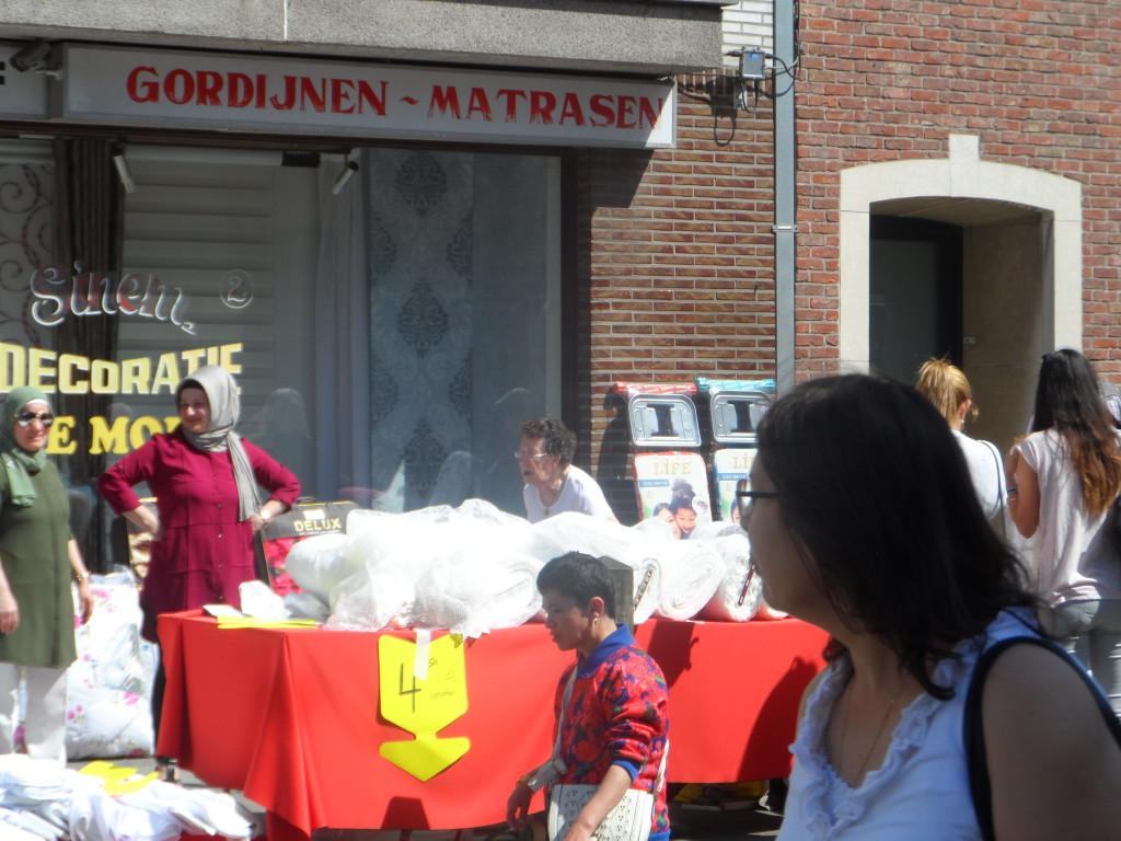 Sint-Salvatorstraat - Seleskest 2017
