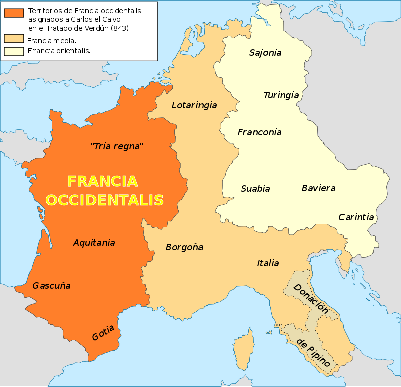 West-Francië 843 - pic wikipedia
