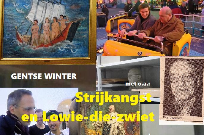 GENTSE WINTER - Strijkangst...