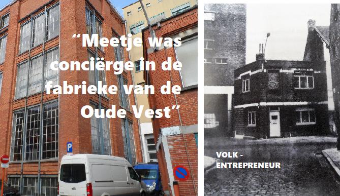 VOLK - Conciërge fabriek d'Oude Vest